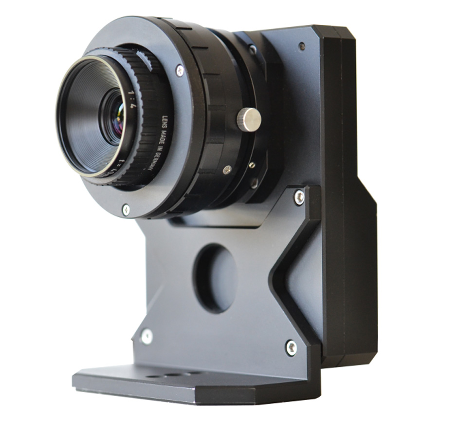 Figure 3: Microbox X71 Library Camera offering a 71 MP resolution/ Microbox Machine Vision Camera K71