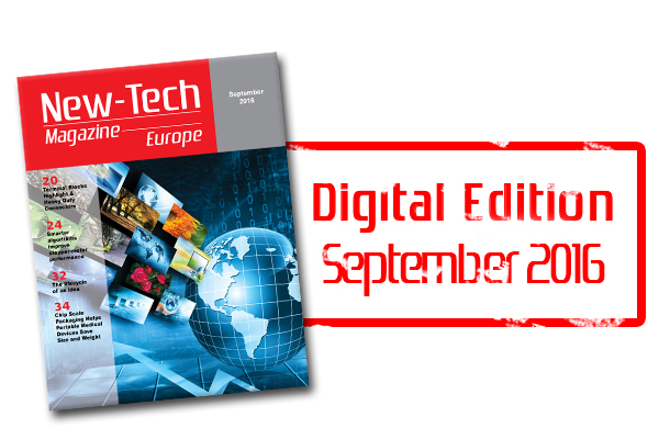 New-Tech Europe Sep 2016