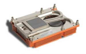 Image 5: congatec also offers corresponding cooling solutions based on heat pipes.