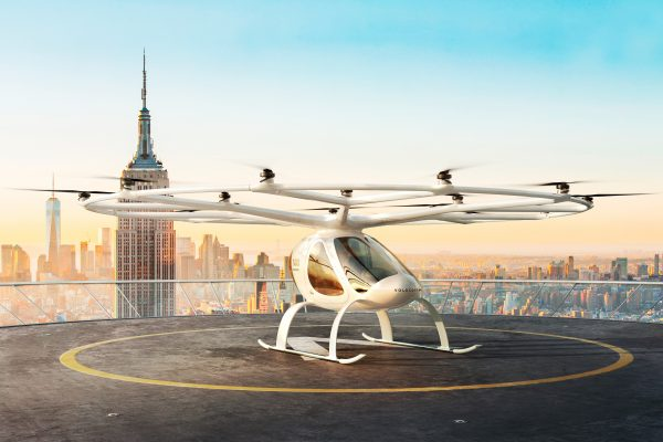 , Volocopter to Test its Electrical Vertical Take-Off and Landing (eVTOL) Air Taxis in Singapore