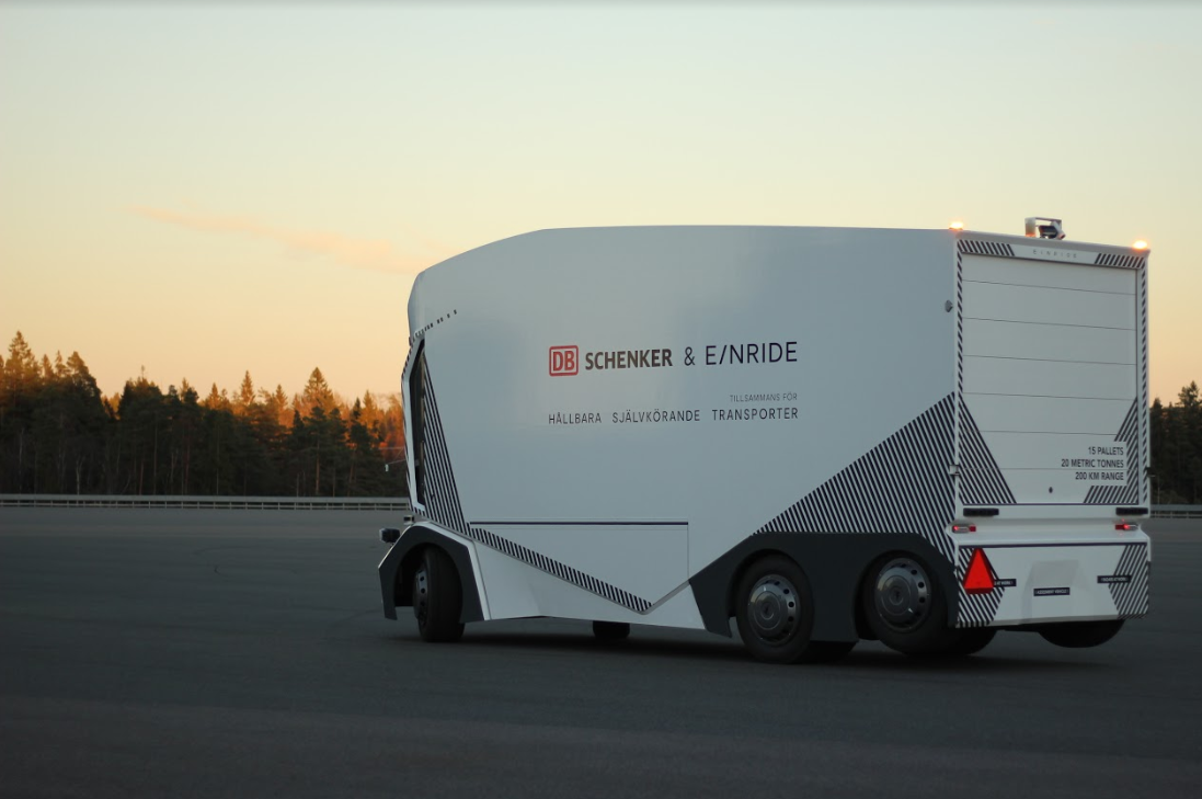 , Ericsson, Einride and Telia power sustainable, self-driving trucks with 5G