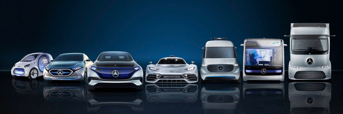 , Daimler buys battery cells in a total volume of 20 billion euros