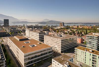 , Siemens inaugurates new campus in Zug