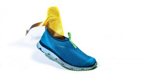, A smart shoe for athletes and diabetics