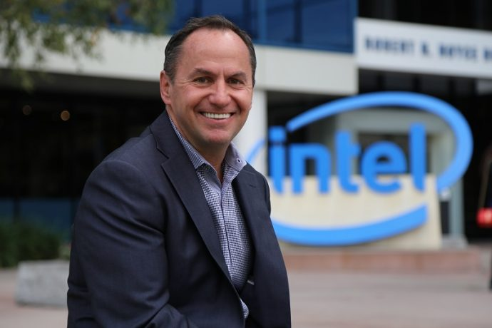 , Intel Names Robert Swan CEO