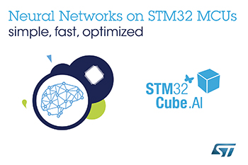 , STMicroelectronics Drives AI to Edge and Node Embedded Devices with STM32 Neural-Network Developer Toolbox