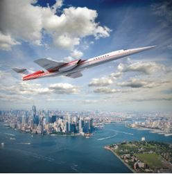 , Boeing Partners with Aerion to Accelerate Supersonic Travel
