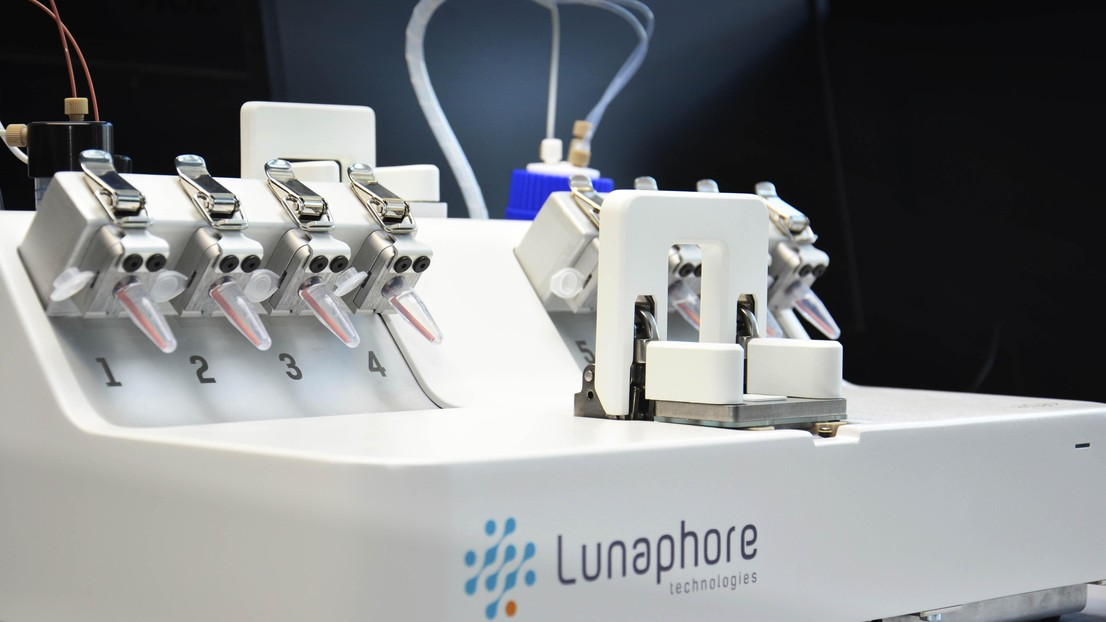 , Lunaphore, an EPFL spin-off, brings its first product to market