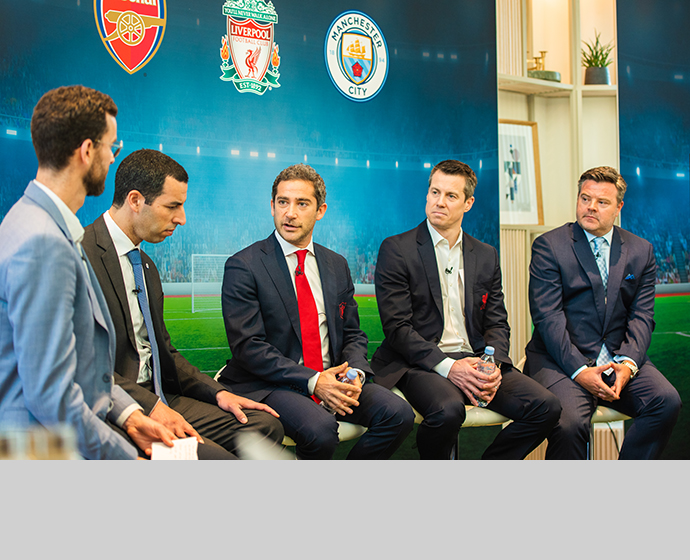 , Arsenal FC, Liverpool FC and Manchester City Bring Immersive Experiences to Fans with Intel True View