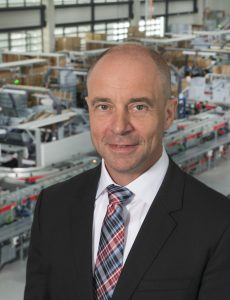 Alexander Gerfer, CTO of Würth Elektronik eiSos Group