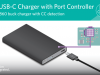 , Industry's First Highly Integrated USB-C Buck Charger from Maxim Reduces Size by 30 Percent