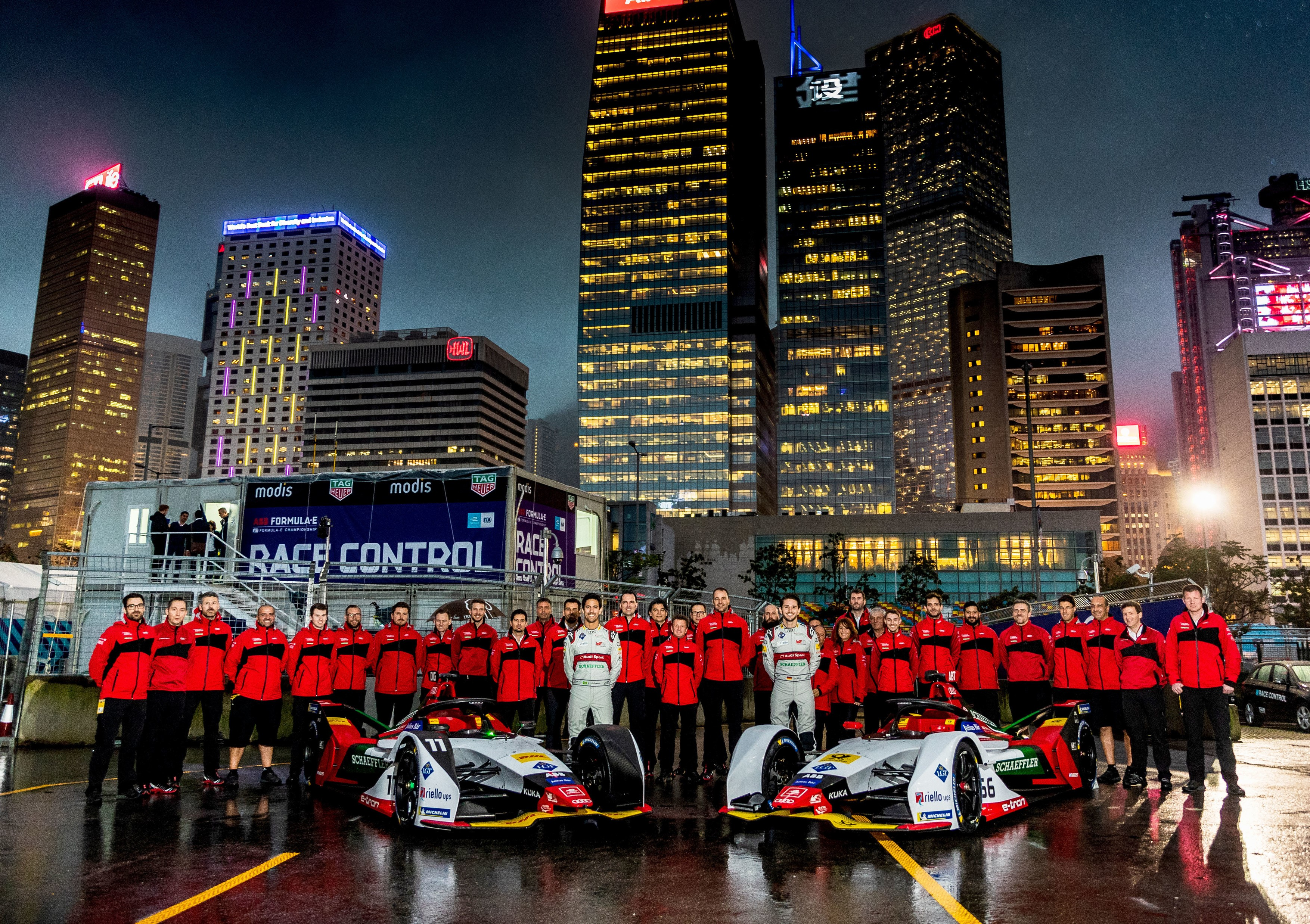 , Formula E technology partnership with Audi and eMobility strategy