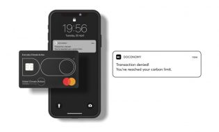 Innovative climate action – introducing the first credit card with a carbon spending limit